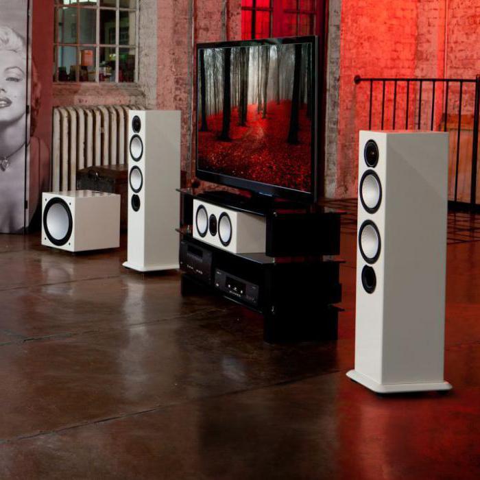 акустика monitor audio bronze