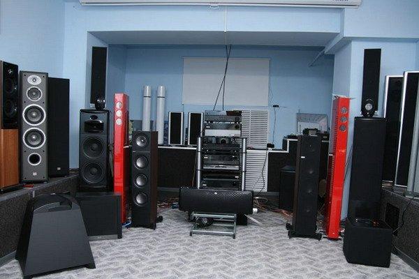 Аудио комната