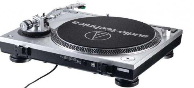 Audio-Technica AT-LP120-USBHC фото