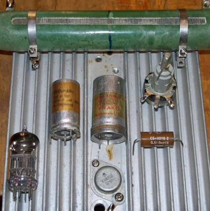 audiofiliya | uselitel kramera2 | Гибридный усилитель класса «А» | Гибридный усилитель