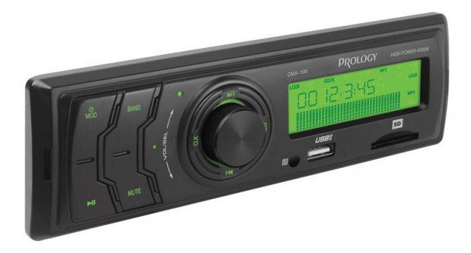 Автомагнитолы 1 DIN Pioneer или Автомагнитолы 1 DIN Prology — какие лучше