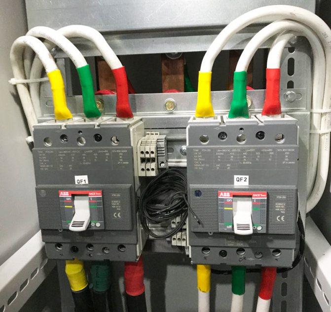 Что такое байпас в электрике