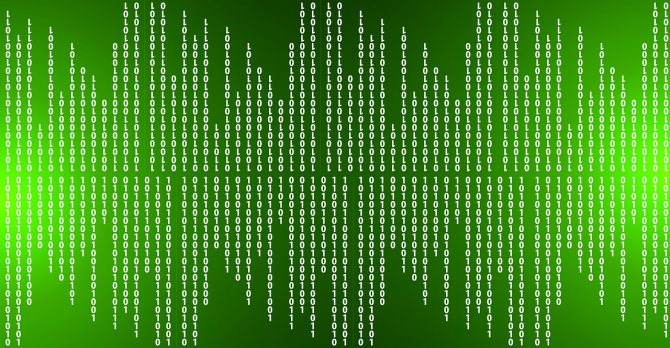 Цифры бинарной системы