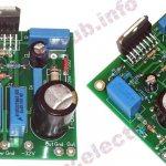 Hi-Fi усилитель TDA7294 плата Hi-Fi amplifier TDA7294 board