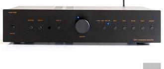 Интегральный усилитель Cary Audio CAI 1