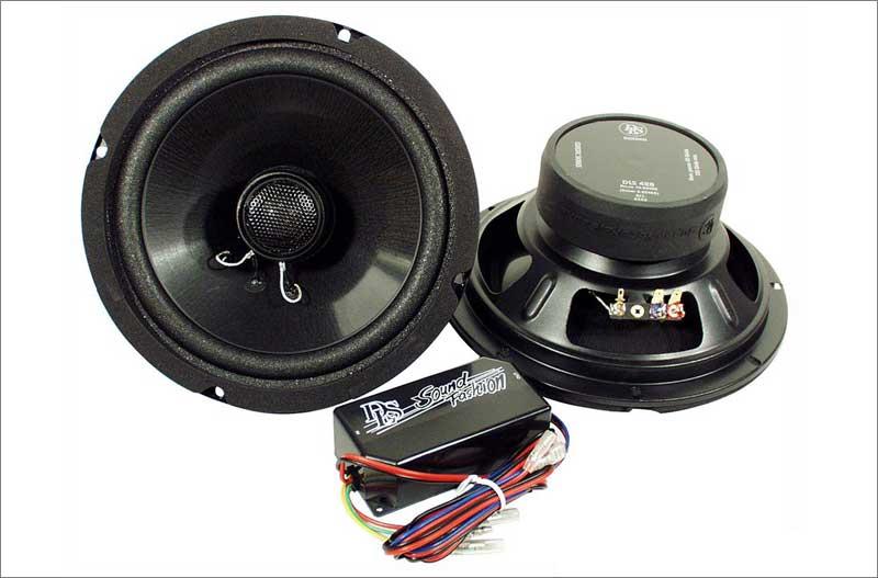 Коаксиальная акустика для автомобиля