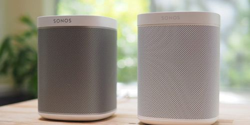 Колонка Sonos One: фото