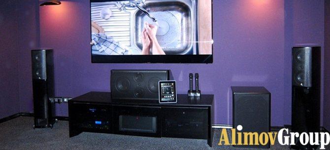 Комплект проводов для домашних кинотеатров 6 шт.