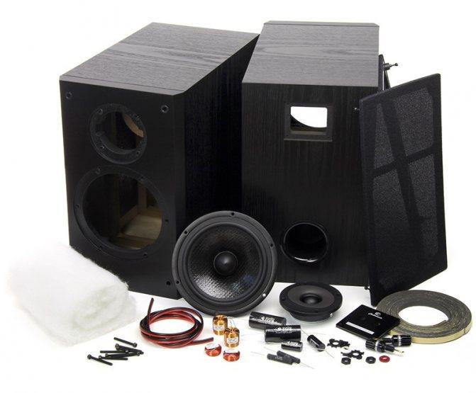 Конструктор акустической системы Audiocore Kit: транскрипт подкаста «Звук» - 1