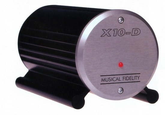 Корректор сигналов Musical Fidelity X-10 D
