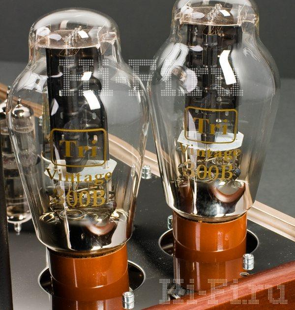 Ламповый усилитель на 300B