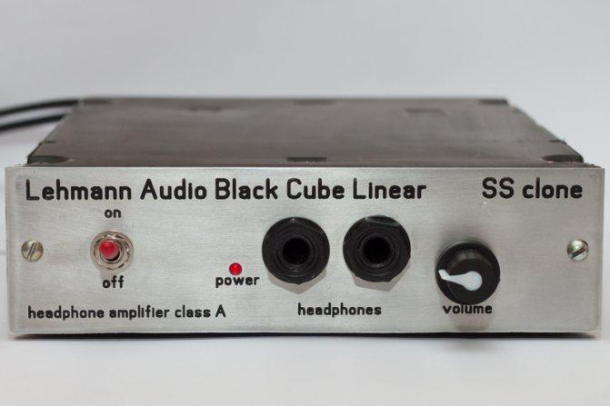 Lehmann Audio Black Cube за 1000 р и 3 дня? Легко!