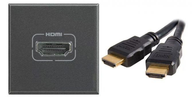 Лучше, чтобы HDMI разъемов было больше двух