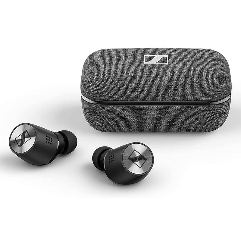 лучшие наушники с шумоподавлением Sennheiser Momentum True Wireless 2