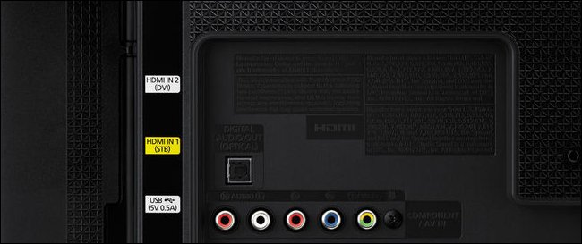 метки HDMI