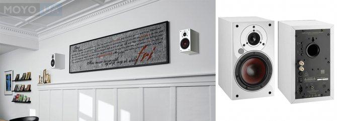 мощная Hi-Fi система DALI Zensor 1