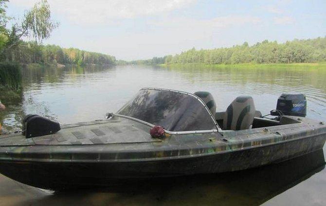 """'Моторная лодка """"Вега""""' width=""""715"""
