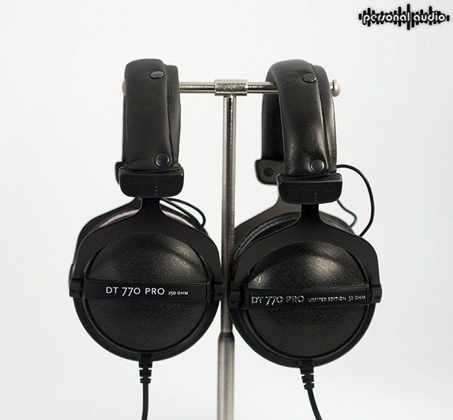 Наушники DT 770 PRO 250 Ohm и наушники Beyerdynamic DT 770 PRO 32 Ohm LE (Limited Edition)