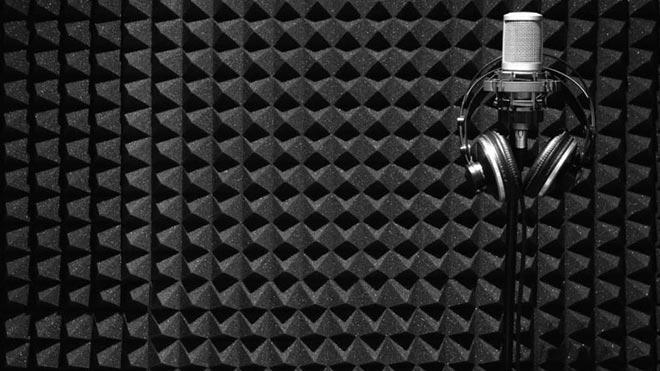 Наушники и микрофон
