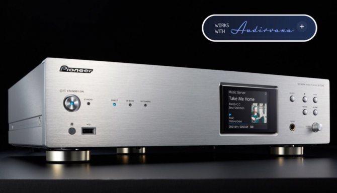 Новый Audirvana Plus от Pioneer and Onkyo