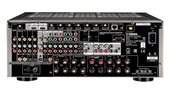 Обзор AV-ресивера Yamaha RX-A1040: Хороший результат