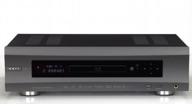 Обзор Blu-ray-проигрывателя Oppo BDP-105D: Качество, достойное цены