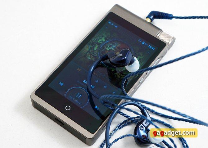 Обзор Cayin i5: Hi-Fi плеер на Android с кучей дополнительных функций