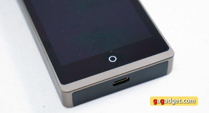 Обзор Cayin i5: Hi-Fi плеер на Android с кучей дополнительных функций-12