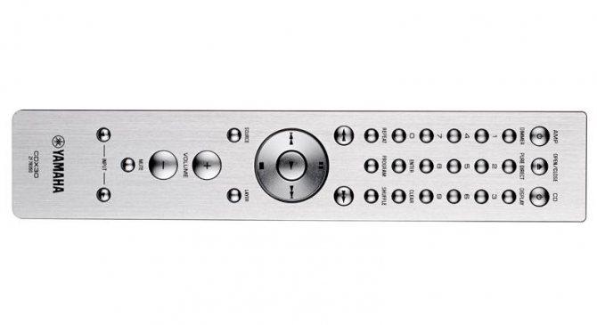 Обзор CD-проигрывателя Yamaha CD-S3000: Сила для удара