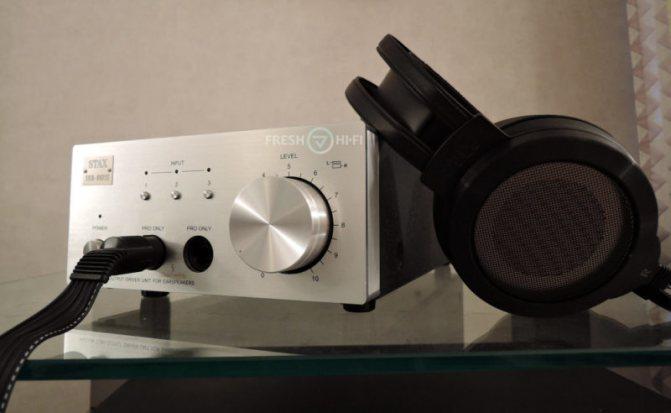 Обзор Stax SR-007 Mk2 и Stax SRM-007t Mk2