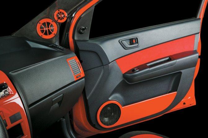 Подиумы в машину своими руками - Журнал авто