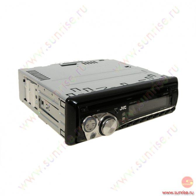 Схема автомагнитолы JVC KD-AR370J, G320J, G421E Service Manual авто CD.
