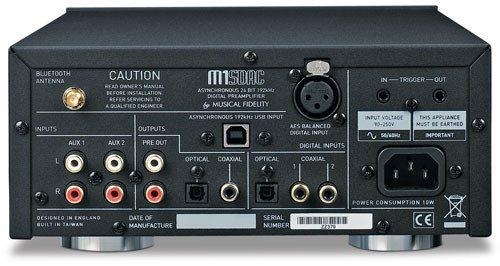 Солидный Hi-Fi для эры Bluetooth. Обзор ЦАП Musical Fidelity M1SDAC