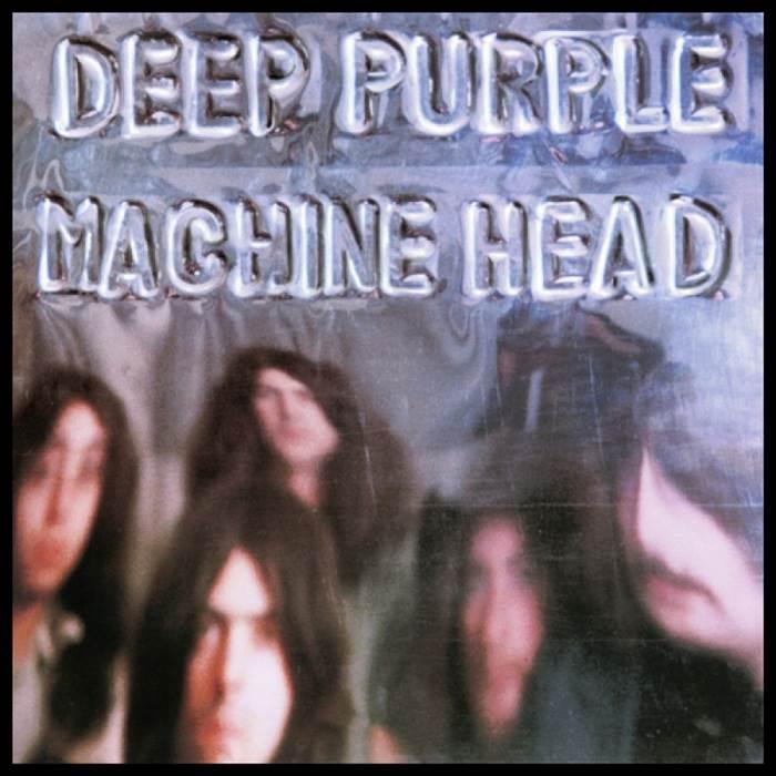 Современное издание Deep Purple Machine Head