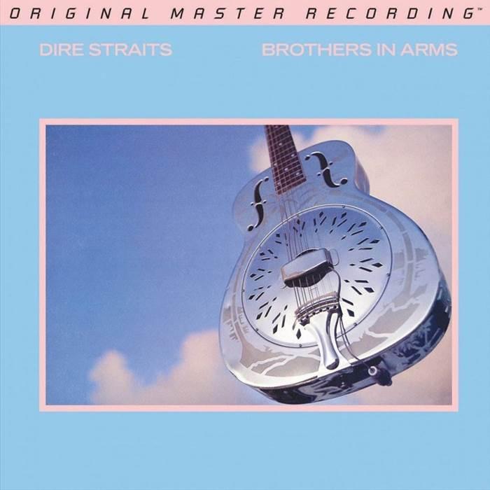 Современное издание Dire Straits Brothers In Arms