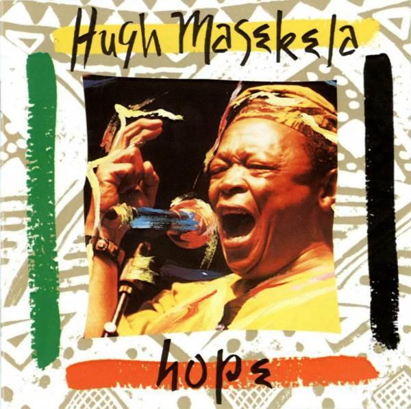 Современное издание Hugh Masekela Hope