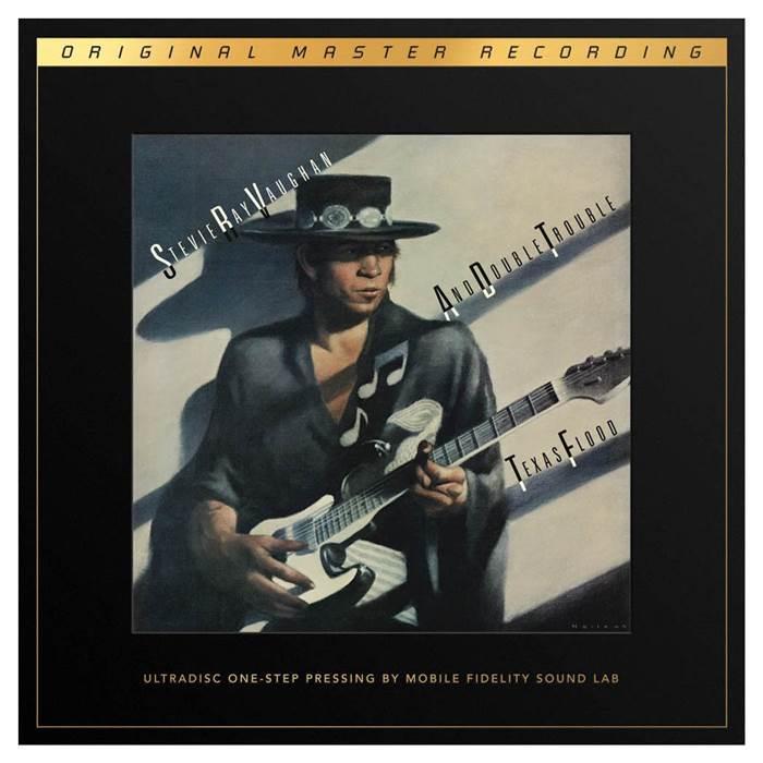 Современное издание Stevie Ray Vaughan and Double Trouble Texas Flood