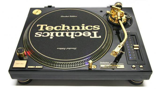 technics sl 1200 mk3 характеристики