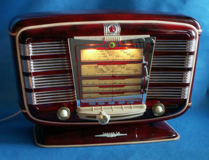 транзисторные радиоприемники СССР