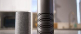 Умные колонки Amazon Echo: фото