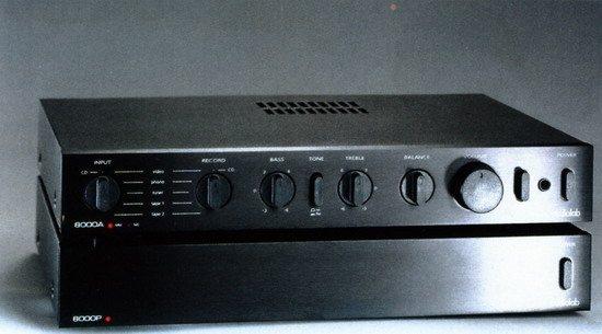 Усилитель Audiolab 8000A/8000P
