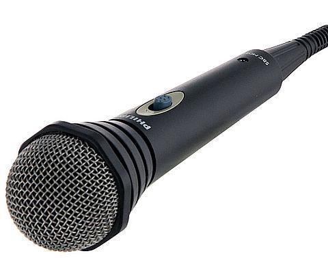 Усилитель с микрофонным входом