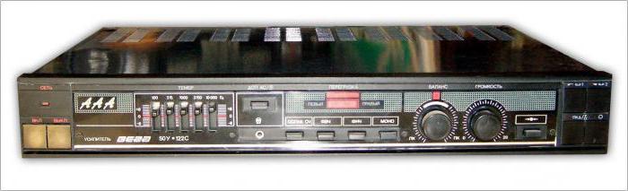 усилитель вега 50у 122с технические характеристики