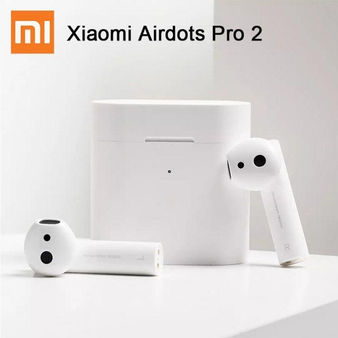 В наличии Xiao mi Airdots Pro 2 mi True беспроводные наушники 2 TWS наушники Air 2 LHDC Tap управление Dual mi C ENC