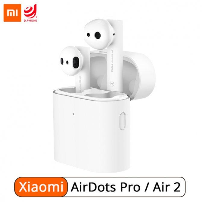 Xiaomi Airdots Pro 2 TWS Bluetooth 5,0 Air 2 Mi True беспроводные наушники Handsfree Наушники с голосовым управлением LHDC Tap Control Dual MIC