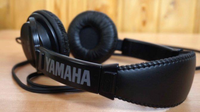 Yamaha RH-5Ma. Обзор накладных мониторов.