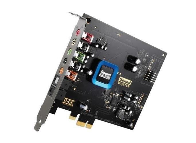 звуковая карта с EAX ADVANCED HD